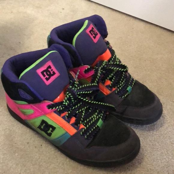 DC Shoes | Womens Dc Colorful Shoes